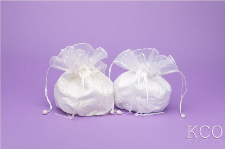 Dolly Bag Style M6904 Ivory~ Special Occasion